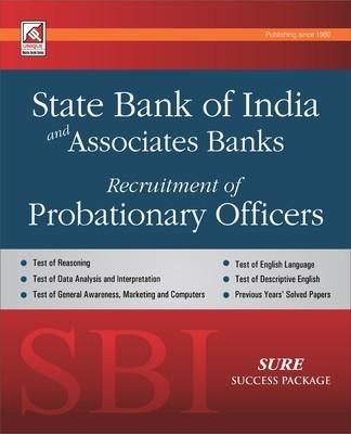 State Bank of India and Associates Banks - Recruitment of Probationary Officers (English) by J K Chopra