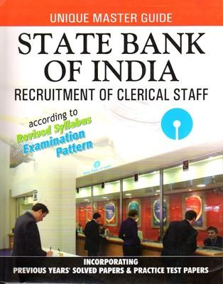State Bank of India: Recruitment of Clerical Staff Guide (English) by Unique Research