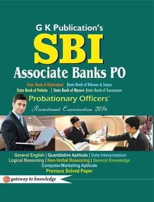 Study Guide SBI ASSOCIATE BANKS PO Recruitment Exam 2015 (English) 2nd  Edition by GKP