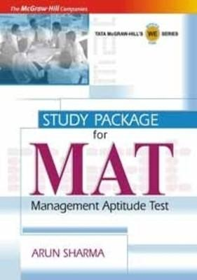 Study Package for MAT (English) 1st Edition by Arun Sharma