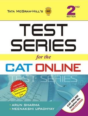 Test Series for the CAT Online (English) 2nd  Edition by ARUN SHARMA