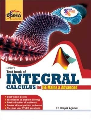 Textbook of Integral Calculus for JEE Mains & JEE Advanced PB (English) by Deepak Agarwal
