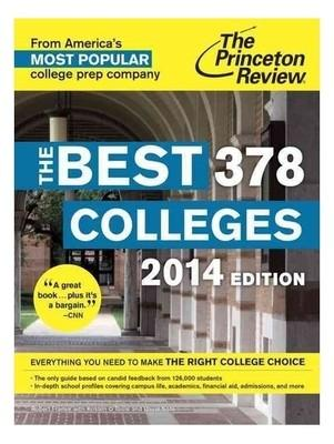 The Best 378 Colleges, 2014 Edition (English) by Princeton Review