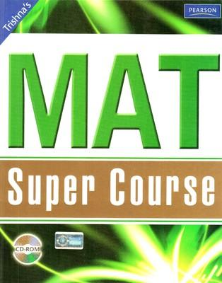 The Pearson MAT Super Course (With CD) (English) by Trishna Knowledge Systems