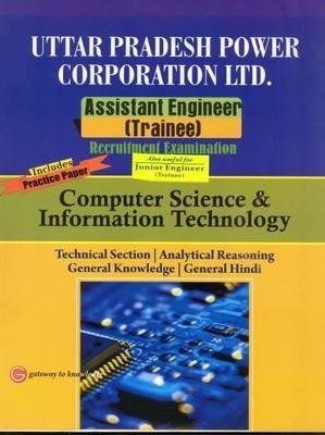 Uttar Pradesh Power Corporation Ltd. - Computer Science & Information Technology : Assistant Engineer (Trainee) Recruitment Examination (English) 4th Edition by GKP