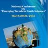 National Conference on Emerging Trends in Earth Sciences, Central University of Karnataka, March 30-31 2015, Gulbarga, Karanataka