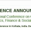 Fourth International Conference on Global Business Economics Finance and Social Sciences, SDM Institute for Management Development, December 18-20 2015, Kolkata, West Bengal
