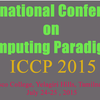ICCP 2015, Don Bosco College, July 24-25 2015, Vellore, Tamil Nadu