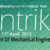 YANTRIK'15, K L UNIVERSITY, April 9-11 2015, Guntur, Andhra Pradesh