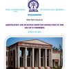 Short Term Course on Arbitration and Business Disputes Resolution, Rajiv Gandhi School of Intellectual Property Law, June 24-26 2015, Kharagpur, West Bengal