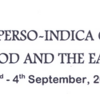 The third Perso-Indica conference on the Sultanate Period and the Early Mughal Empire, University of Delhi, September 3-4 2015, New Delhi, Delhi