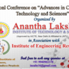 INC ALTS 16, Anantha Lakshmi Institute of Technology and Sciences, March 11 2016, Anantapur, Andhra Pradesh