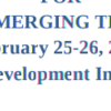 Conference on Emerging Themes in Strategy, MDI, February 25-26 2016, Gurgaon, Haryana