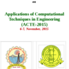 ACTE 2015, Rvr Jc College of Engineering, November 6-7 2015, Guntur, Andhra Pradesh