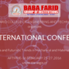 Advancements & Futuristic Trends in Mechanical & Materials Engineering, Baba Farid College of Engineering & Technology (BFCET), Feb 25-27, 2016, Bathinda, Punjab