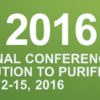 International Conference on Water From Pollution to Purification, Mahatma Gandhi University, Dec 12-15, 2016, Kottayam, Kerala