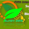 5th International Conference on Sustainable Utilization of Tropical Plant Biomass - Bioproducts Biocatalysts and Biorefinery (SUTB4), Tamil Nadu Agricultural University, Nov 17-18, 2016, Coimbatore, Tamilnadu