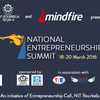 National Entrepreneurship Summit, National Institute of Technology (NIT), Mar 18-20, 2016, Rourkela, Odisha