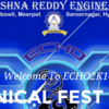 Echo 2K16, Teegala Krishna Reddy Engineering College, April 6-7 2016, Hyderabad, Telangana