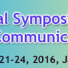 Fourth International Symposium on Security in Computing and Communications (SSCC-16), LNM Institute of Information Technology (LNMIIT), Sep 21-24, 2016, Jaipur, Rajasthan