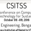 CSITSS-2016, R V College of Engineering, Oct 06-08, 2016, Bangalore, Karnataka