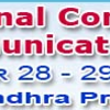 3rd International Conference on Computer & Communication Technologies, DVR & Dr HS MIC College of Technology, Oct 28-29, 2016, Vijayawada, Andhra Pradesh