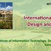 International Conference on Design and Manufacturing (ICDM-16), Indian Institute of Information Technology Design and Manufacturing (IIITDM), Dec 16-17, 2016, Kancheepuram, Tamil Nadu
