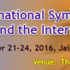 Third International Symposium on Computer Vision and the Internet (VisionNet-16), LNM Institute of Information Technology (LNMIIT), Sep 21-24, 2016, Jaipur, Rajasthan