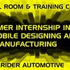 Summer Internship on Automobile Designing and Manufacturing, May 10- Aug 15, 2016, Bhubaneswar, Odisha
