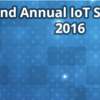 2nd Annual IOT Summit 2016, Jul 27, 2016, Bangalore, Karnataka