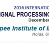International Conference on Signal Processing and Communication 2016, Jaypee Institute of Information Technology, December 26-28 2016, Noida, Uttar Pradesh