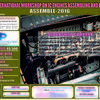 One Day International Workshop on IC Engines Assembling and Dismantling ASSEMBLE 2016, Top Engineers, July 30 2016, Chennai, Tamil Nadu