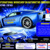 One Day International Workshop on Automotive Embedded Systems (AUTOMOTIVE 2016) , Top Engineers, August 20 2016, Hyderabad, Telangana