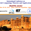 Soft Computing Theories and Applications (SoCTA) 2016, Amity University, December 28-30 2016, Jaipur, Rajasthan