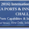 International Combined Conference on Integration of Sea Ports & Innovations in Dredging & Future Challenges  ISP IDFC 2016, CIDC, September 2-3 2016, New Delhi, Delhi