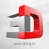 3D Printing Workshop, 3Ding, July 30 2016, Hyderabad, Telangana
