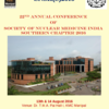 22nd Annual Conference of Society of Nuclear Medicine India Southern Chapter  2016, Kasturba Medical College & SOAHS, August 13-14 2016, Manipal, Karnataka