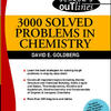 3000 Solved Problems In Chemistry (English) 1st Edition by David Goldberg