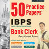 50 Practice Sets IBPS Bank Clerk Recruitment Exam (English) 1st  Edition by Arihant Experts