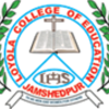 College logo - Loyola College of Education, Jamshedpur