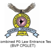 Bharati Vidyapeeth Combined PG Law Entrance Test (BVP CPGLET)