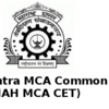 Maharashtra MCA Common Entrance Test (MAH MCA CET)