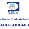 SDUAHER All India Under Graduate Medical Entrance Test (SDUAHER AIUGMET)