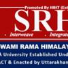 Swami Rama Himalayan University (SRHU), Dehradun