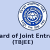 Tripura Joint Entrance Exam (TJEE)