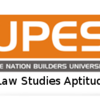 UPES Law Studies Aptitude Test (ULSAT)