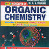Concepts of Organic Chemistry for JEE (Main & Advanced) (English) 4th  Edition by O P Tandon, Himanshu Pandey