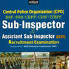 CPO Sub-Inspector & Assistant Sub-Inspector Recruitment Examination (English) 1st Edition by