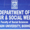 Department Of Labour And Social Welfare (L.S.W.)