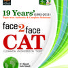 Face 2 Face CAT Common Admission Test: 19 Years' (1993-2011) Topic-wise Authentic and Complete Solutions (English) 1st Edition by Bs Sijwali